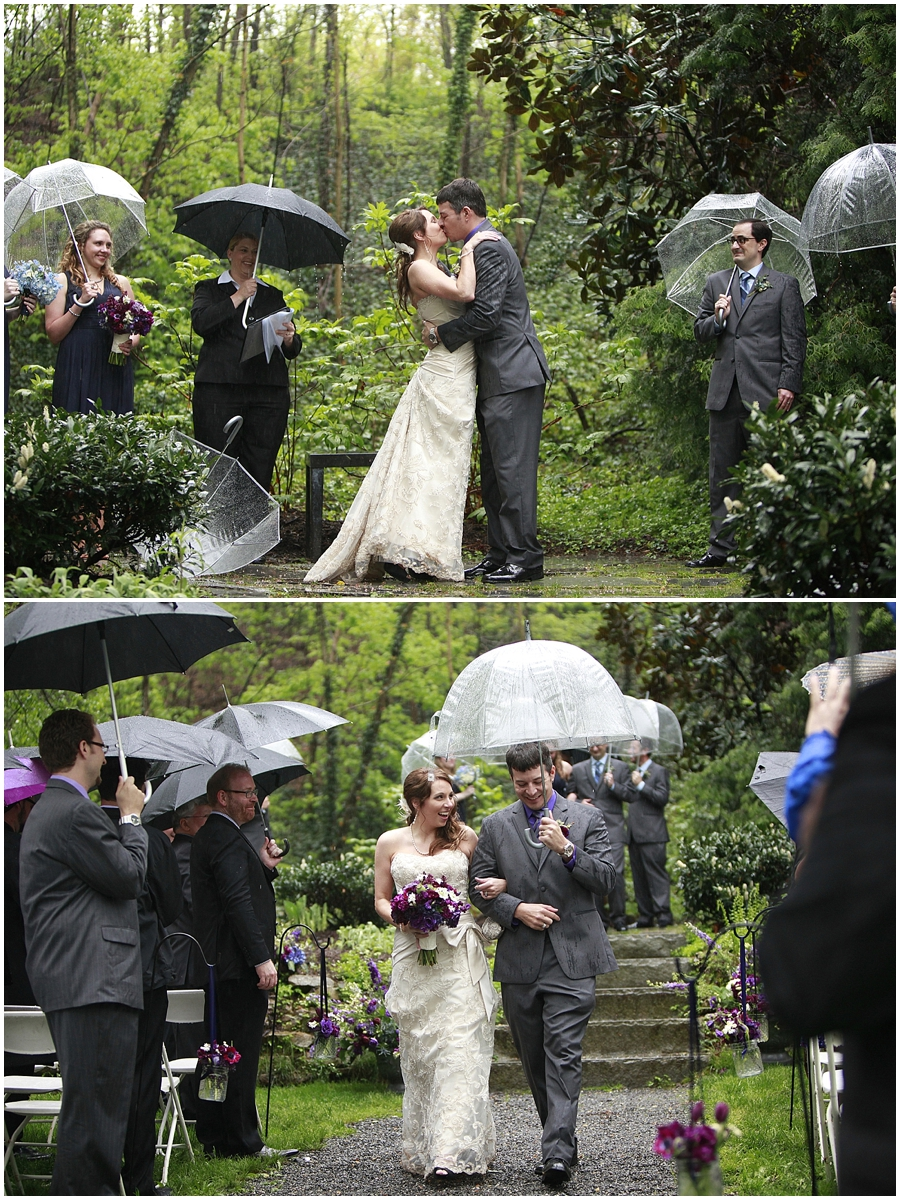 5 Tips to Make Sure Your Rainy Wedding Day is Absolutely Amazing