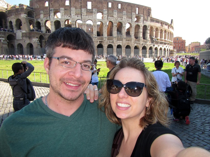 Epic Honeymoon Recap – Episode Three: When in Rome