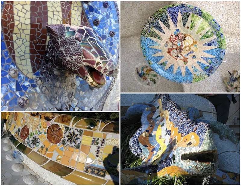 Epic Honeymoon ReCap – Episode Seven: Park Guell